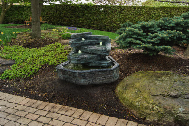 Slate Springs Fountain - Soothing Walls