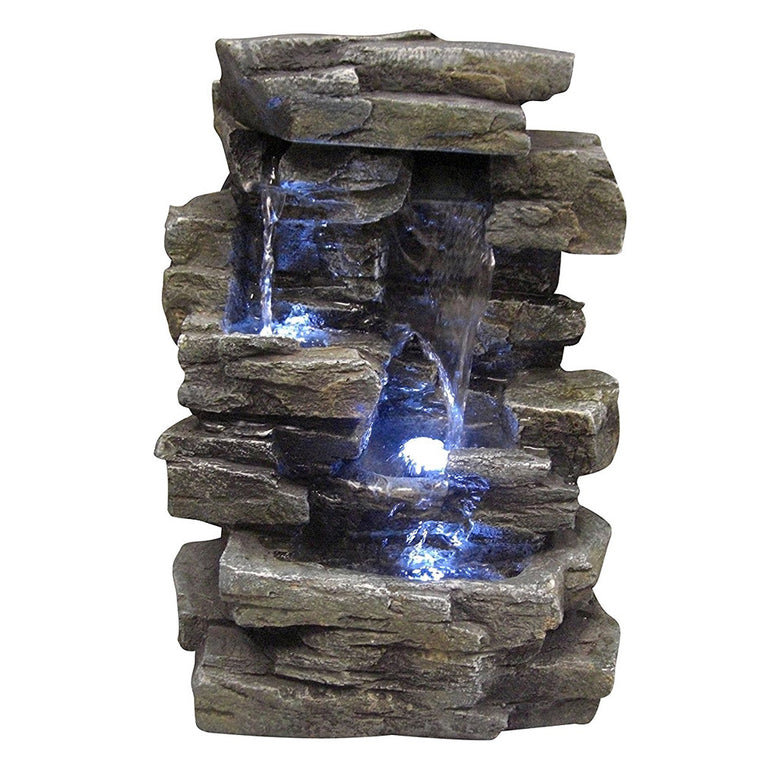Waterfall Tabletop Fountain - Soothing Walls