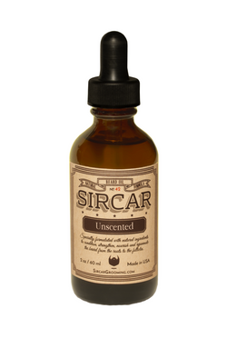 Sircar Beard Oil - Unscented.