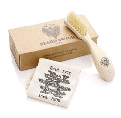 KENT BRD2- Beard Brush Premium Quality
