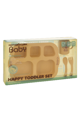 Mother's Corn</br>Happy Toddler Set