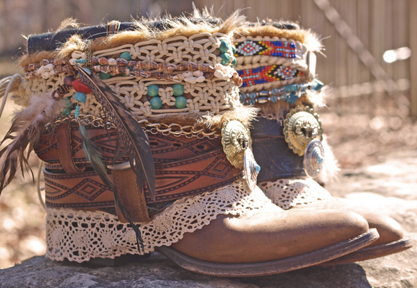 How To Stay Boho Chic This Winter