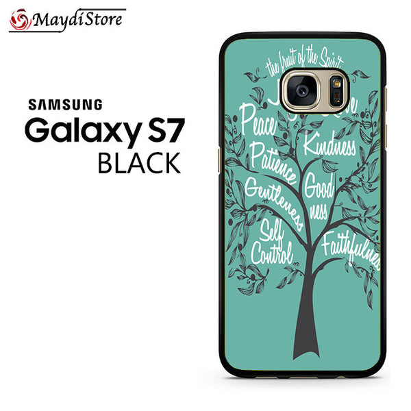 The Fruit Of The Spirit For Samsung Galaxy S7 Case