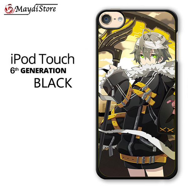 Soul Worker For Ipod Touch 6 Case