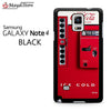 Vintage Coca Cola Machines For Samsung Galaxy Note 4 Case