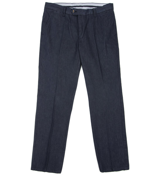 Masuda Washed Denim Chino