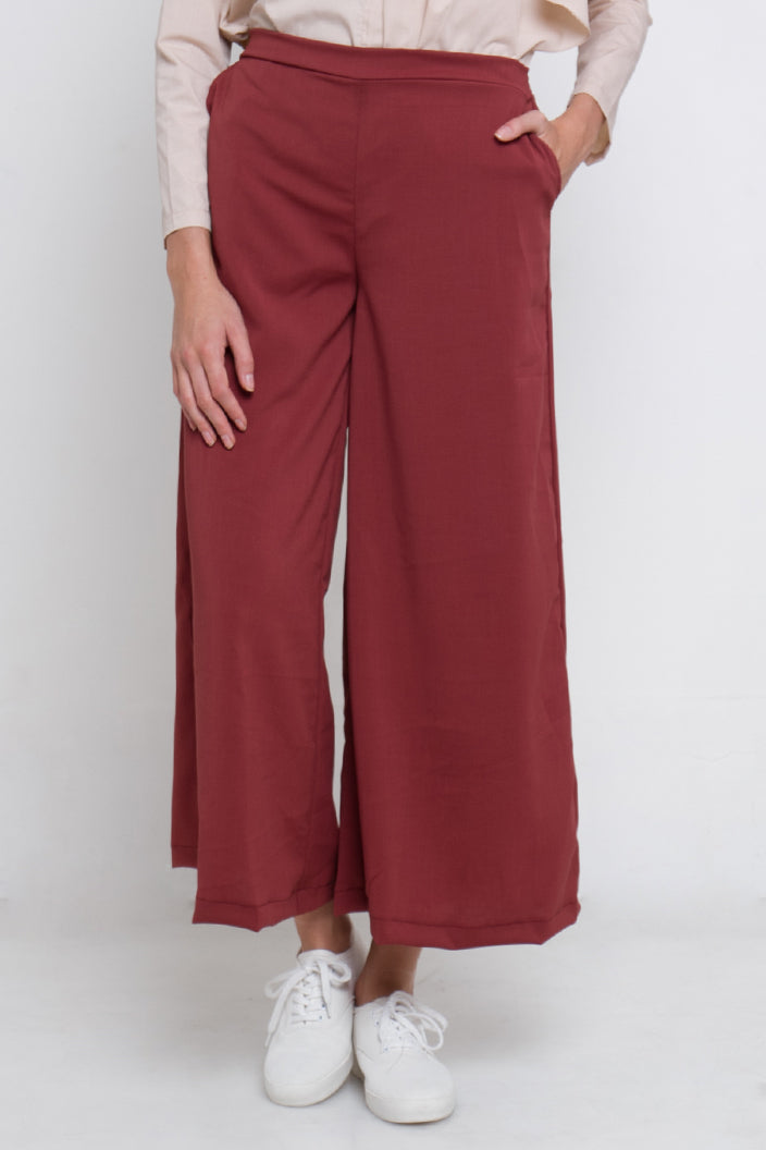 Maranta Cullote Pants, Bottom / Pants - Casa Elana Indonesia