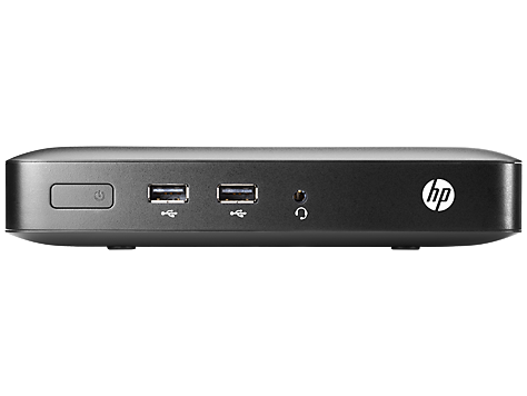 HP T420 2GB, 16GB SSD, WIFI, IE BROWSER, 1X VGA 1X DVI-I (2 MONITOR SUPPORT), WE7E, 3YR