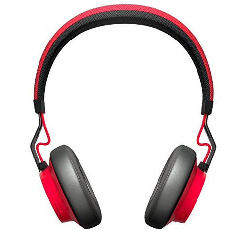 JABRA MOVE WIRELESS HEADSET BT RED