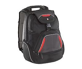 "TARGUS TSB034AU, 15.6"" REPEL BACKPACK, BLACK/RED/GREY"