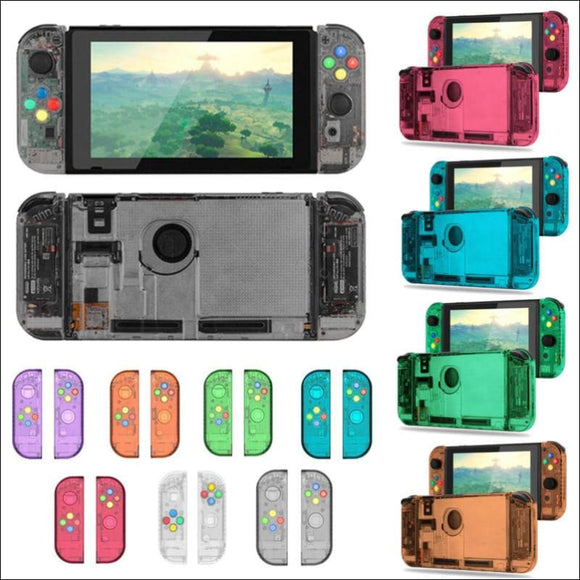 Nintendo Switch Controller Joy-Con Housing Shell Case Protective Replacement USA - AmazinTrends.com