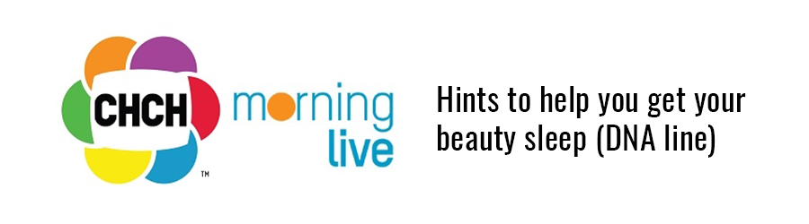 "CHCH Morning Live: ""Beauty Sleep"" Products: Native Collagen DNA + Luxury Night Care"
