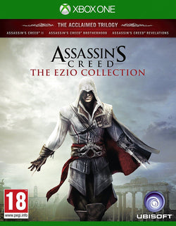 New Sealed Assassin's Creed: The Ezio Collection Action AdventureVideo Game for Xbox One