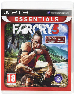 Far Cry 3 Essentials Video Game for PS3