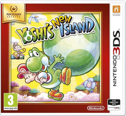 Yoshi's New Island Select for Nintendo 3DS Video Console Game