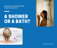 Which is Better for Your Health? A Shower or a Bath?