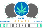 CBD instead is a site to compare, rate & review CBD brands