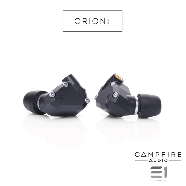 Campfire Audio Orion In-Ear Monitor (Black)