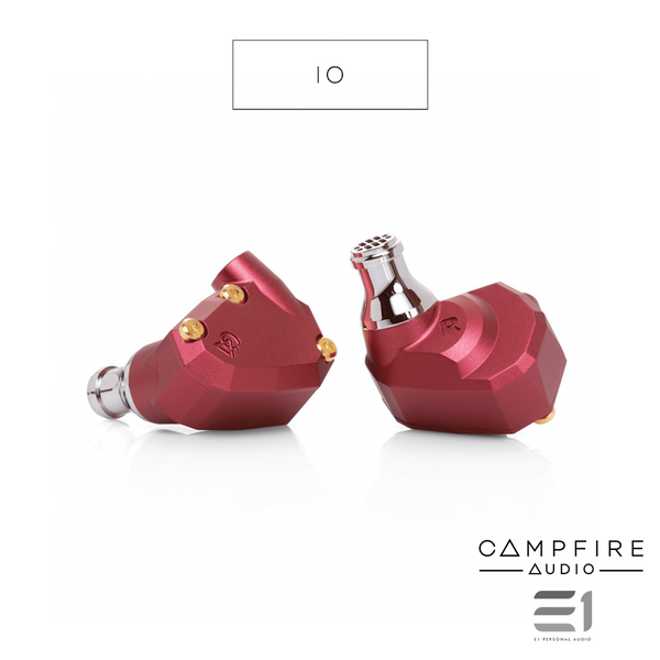 Campfire IO Premium In-earphones