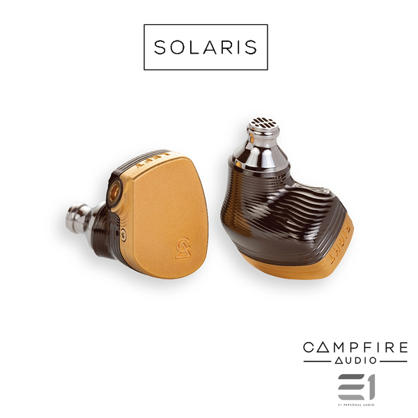 Campfire Solaris Premium In-Earphones