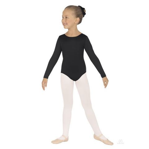 Long Sleeve Leotards Childs
