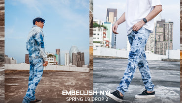 "Embellish NYC Spring 19"" Drop 2 Collection Lookbook"