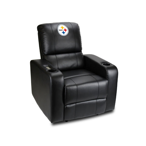 Imperial Pittsburgh Steelers Power Theater Recliner With USB Port