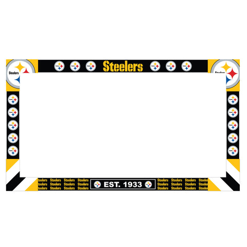 Imperial Pittsburgh Steelers Big Game TV Frame