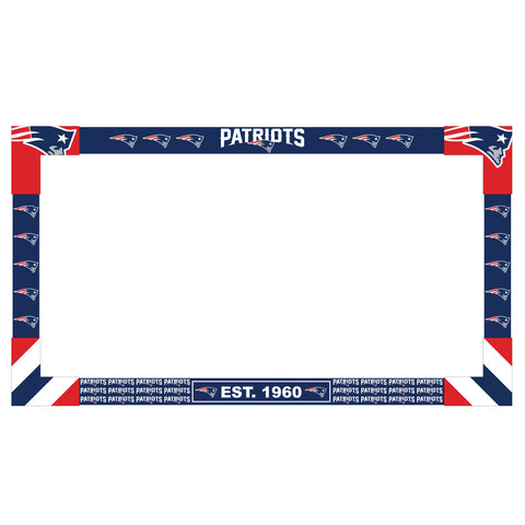 Imperial New England Patriots Big Game TV Frame
