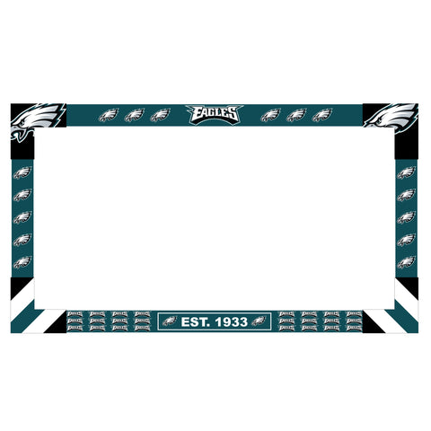 Imperial Philadelphia Eagles Big Game TV Frame