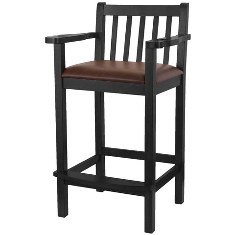 Imperial Spectator Chair in Black