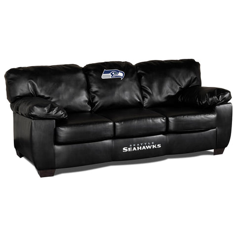 Imperial Seattle Seahawks Classic Leather Sofa