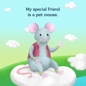 Ganesh's special friend the mouse