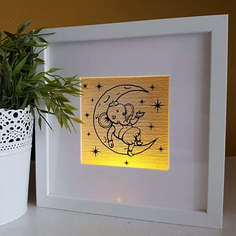 Ganesh Lightbox: Limited Time Only - Free Shipping & Batteries