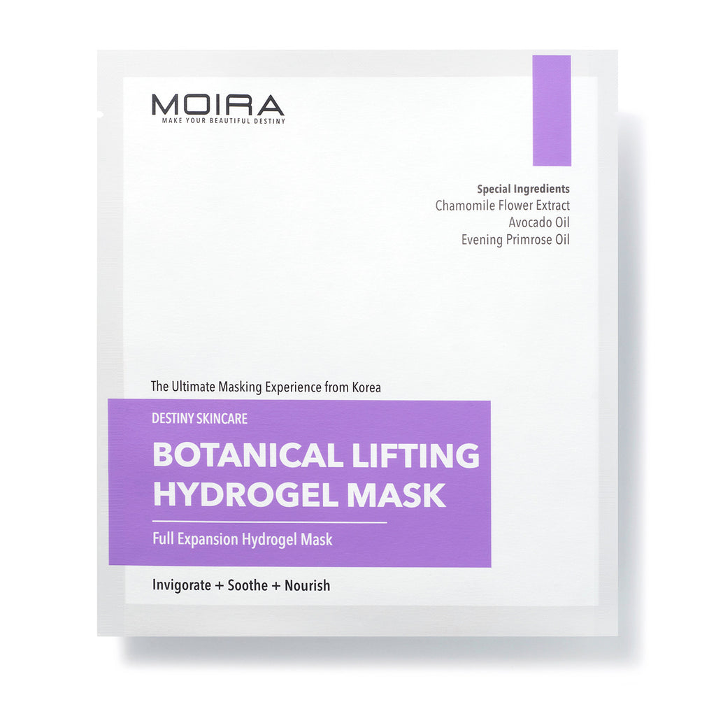 Botanical Lifting Hydrogel Mask