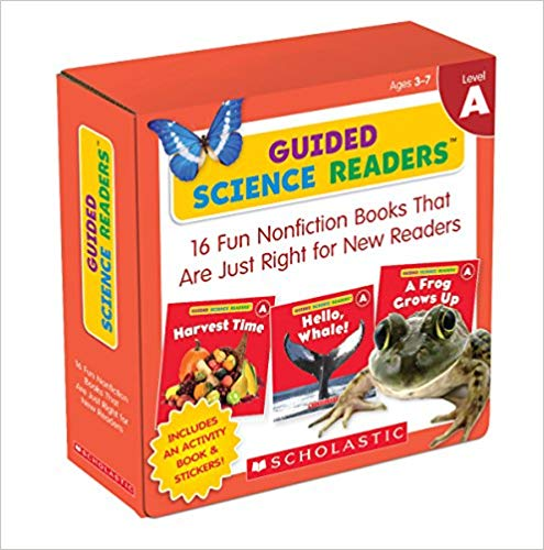 Guided Science Readers (Level A) for Mrs. DuBois