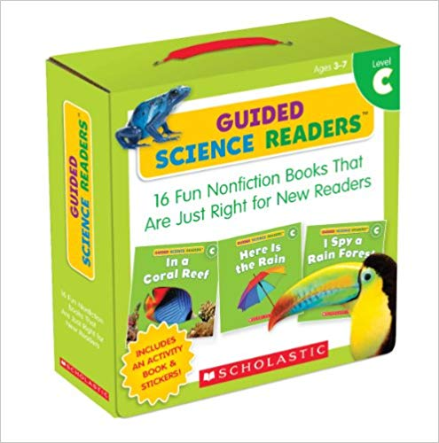 Guided Science Readers (Level C) for Mrs. DuBois