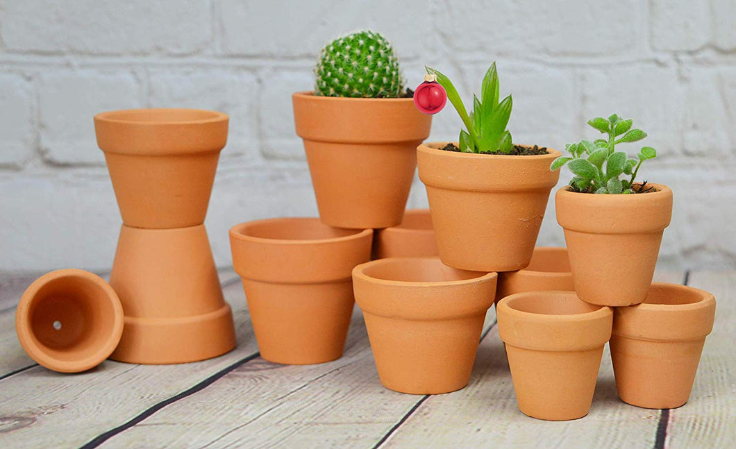 Mini Terracotta Pots