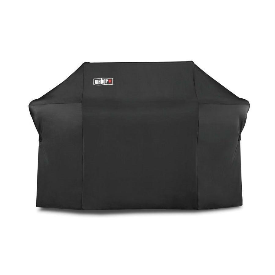 Weber Summit 600 Series Grill Cover with Storage Bag