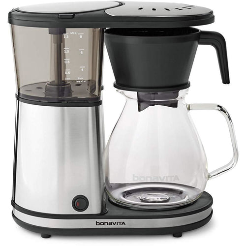 Bonavita 8-Cup One-Touch Glass Carafe Coffee Brewer