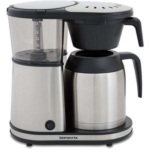 Bonavita Connoisseur 8-Cup One-Touch Coffee Brewer