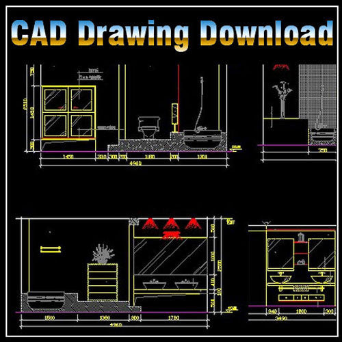 Toilet Elevation Design Template - CAD Design | Download CAD Drawings | AutoCAD Blocks | AutoCAD Symbols | CAD Drawings | Architecture Details│Landscape Details | See more about AutoCAD, Cad Drawing and Architecture Details