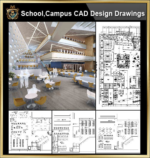 ★【School, University, College,Campus, Teaching equipment, research lab, laboratory CAD Design Elements V.1】@Autocad Blocks,Drawings,CAD Details,Elevation