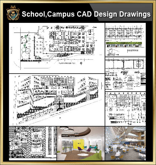 ★【School, University, College,Campus, Teaching equipment, research lab, laboratory CAD Design Elements V.3】@Autocad Blocks,Drawings,CAD Details,Elevation