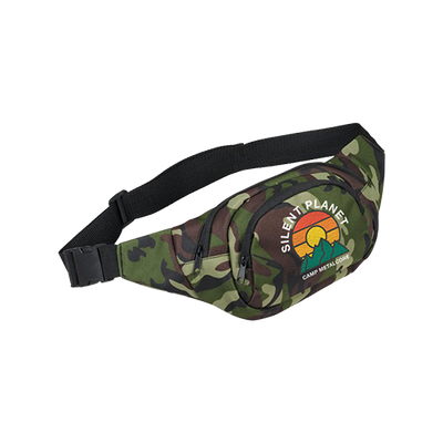 Camp Metalcore Fanny Pack