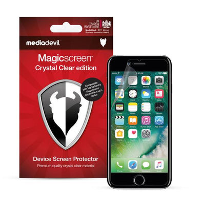 Apple iPhone 7 & iPhone 8 Screen Protector (Ultra-Tough Edition, Glass-Free) | Magicscreen