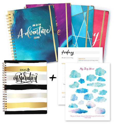 Creative Business Building Planner Bundle