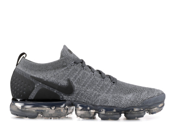 "VAPORMAX FLYKNIT ""GREY/BLACK"""