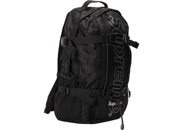 "SUPREME BACKPACK FW18 ""BLACK"""