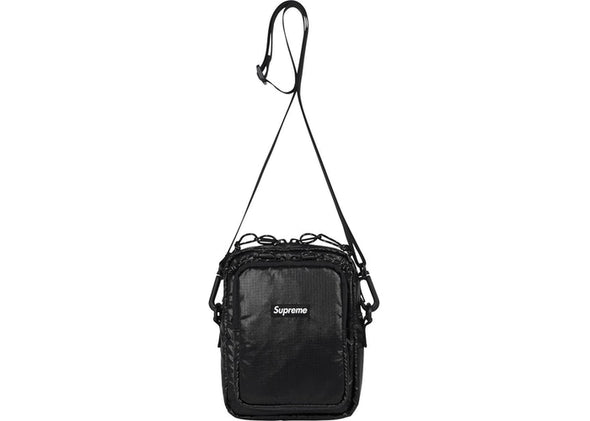 "SUPREME SHOULDER BAG 17SS ""BLACK"""